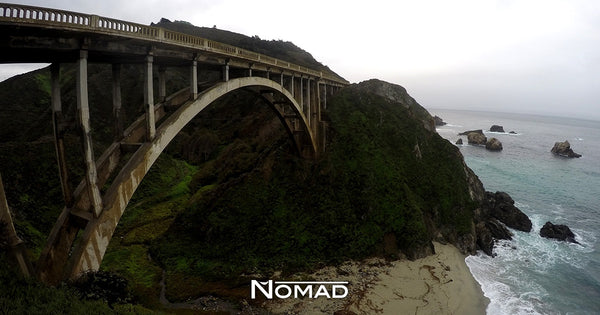 5 Epic Road Trips - California Coast Route 1 - Featured Image