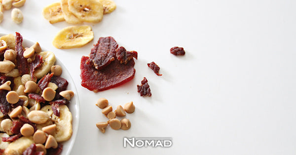 Healthy Snacks You Can Take Outdoors - Featured Image - Nomad