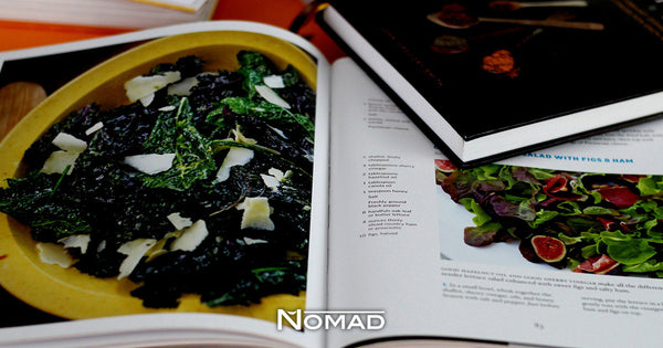 How Healthy is a Vegan Diet? Vegan Cook Book - Nomad