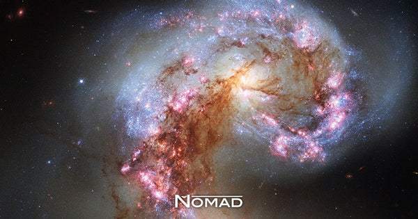 What Is The Law of Attraction? Nomad - Featured Image - Milky Way Galaxy