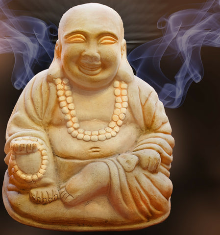 Nomad - Mysterious Buddha - What is the Law of Attraction?