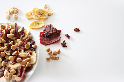 Trail Mix - Healthy Snacks You Can Take Outdoors - Nomad