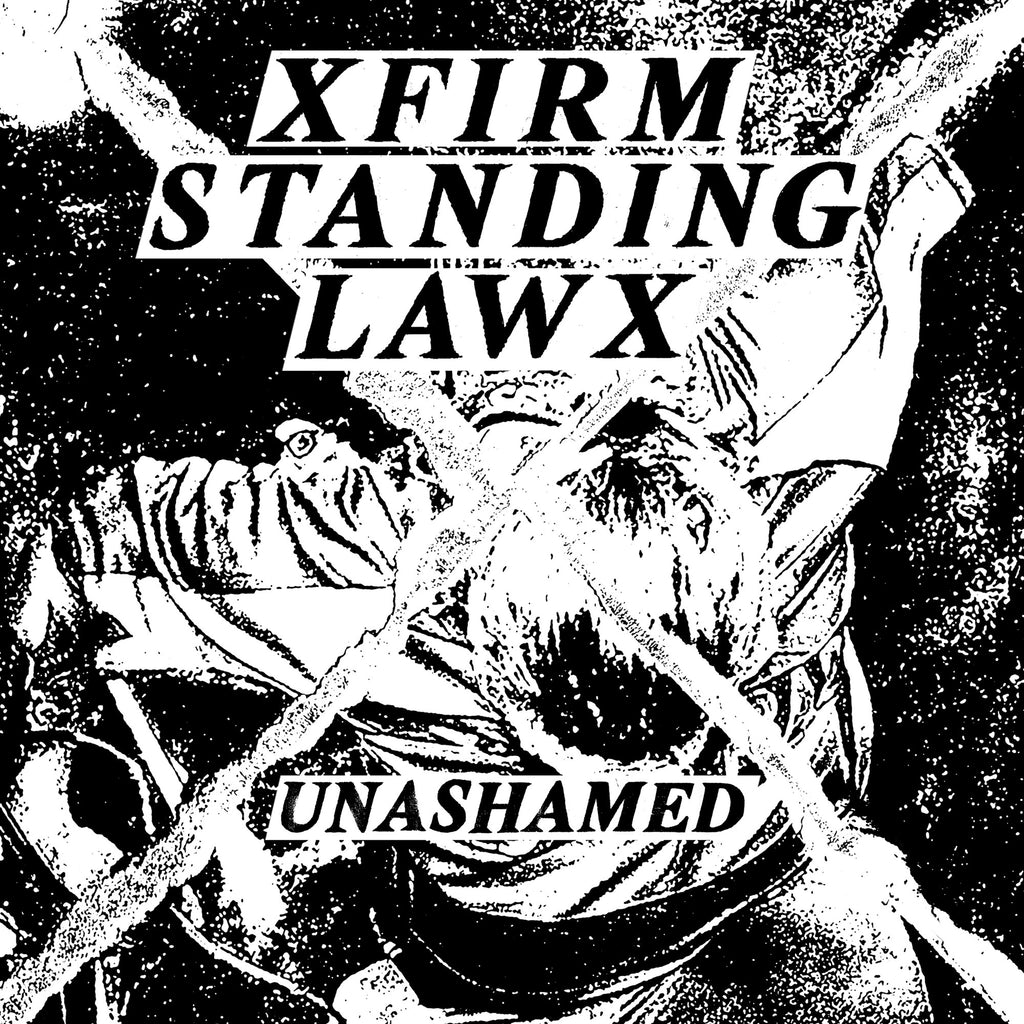 Firm Standing Law - 'Unashamed' 7""