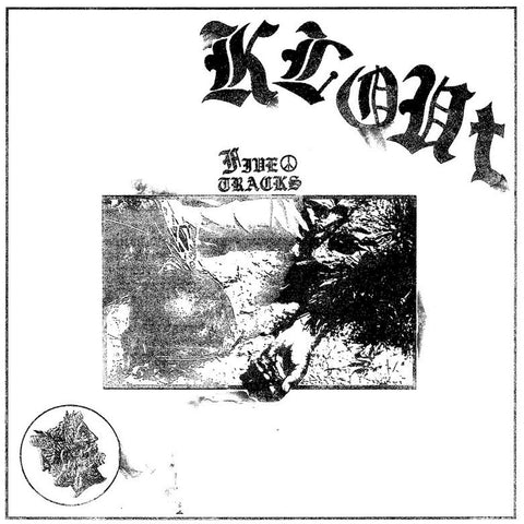 Klout - 'Five Tracks' 7""