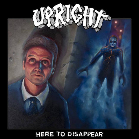 Upright - 'Here to Disappear' 12""