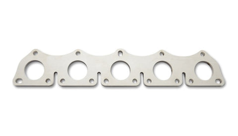 Vibrant Exhaust Manifold Flange for VW 2.5L 5 cyl offered from 2005+ - 3/8in Thick