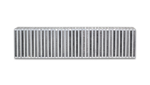 Vibrant Vertical Flow Intercooler 27in. W x 6in. H x 4.5in. Thick