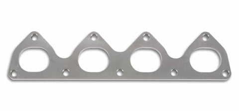 Vibrant T304 SS Exhaust Manifold Flange for Honda/Acura B-series motor 3/8in Thick
