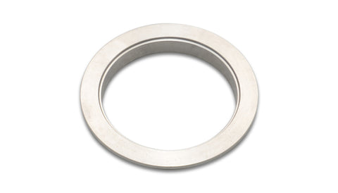 Vibrant Stainless Steel V-Band Flange for 2.25in O.D. Tubing - Female