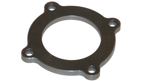 Vibrant K03/K04 Turbo Discharge Flange (4 Bolt) for VW 1.8T stock Turbos Mild Steel 1/2in Thick