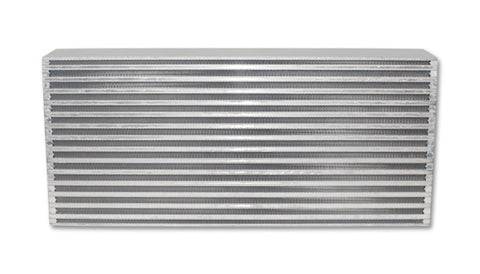 Vibrant Air-to-Air Intercooler Core Only (core size: 22in W x 9in H x 3.25in thick)