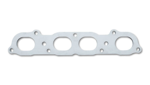 Vibrant Mild Steel Exhaust Manifold Flange for Honda F20C motor 1/2in Thick