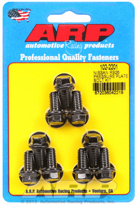 RB20 RB25 RB26 RB30 Clutch pressure plate bolts - Boost Factory