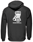 Boost Factory Pull over hoodie RB26-2JZ ''Powered by passion'' PRE ORDERS AVAILABLE NOW! - Boost Factory