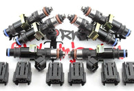 PERFORMANCE FUEL INJECTION 2000cc BOSCH Fuel Injectors FITS Nissan Skyline RB26DETT R32 R33 R34 GTR - Boost Factory
