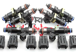 PERFORMANCE FUEL INJECTION 2000cc BOSCH Fuel Injectors FITS Nissan Skyline RB26DETT R32 R33 R34 GTR