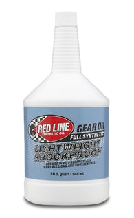 Redline SHOCKPROOF Light weight gear oil - Boost Factory