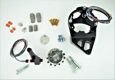 PLATINUM RACING PRODUCTS Complete Trigger Kit Including CAS Bracket RB Series - BLACK - Boost Factory