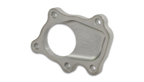 Vibrant T304SS Turbo Outlet Flange for Garrett GT2560/2860