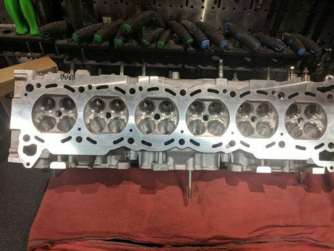 RB26 Cylinder Head - Stage 3 (750 - 1200 HP) – Boost Factory
