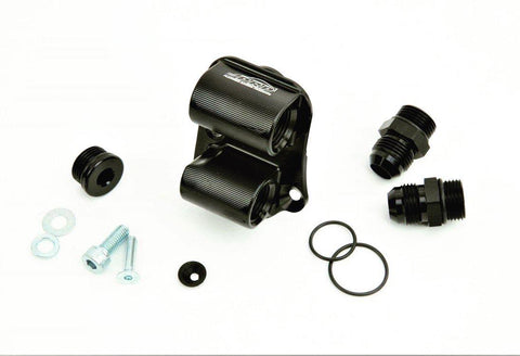 Platinum Racing RB Double Head Drain Kit - Boost Factory