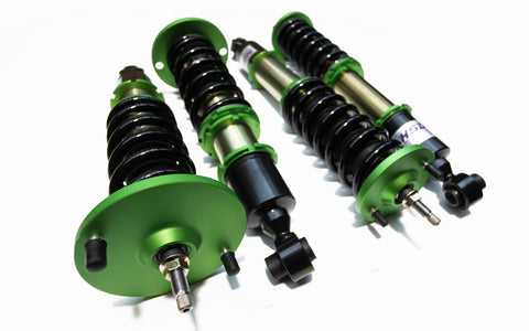 HSD FULLY ADJUSTABLE COILOVERS FOR R32 GTR - Boost Factory