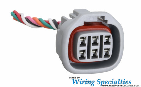 Wiring Specialties 2JZ IDLE AIR CONTROL CONNECTOR (IAC) - Boost Factory