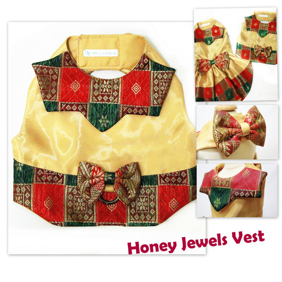 Honey Jewels Vest