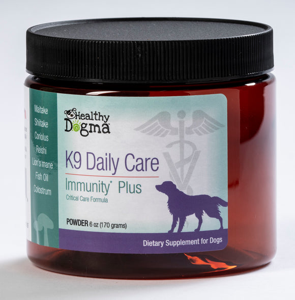 Healthy Dogma K9 Daily Care – Immunity Plus Supplements