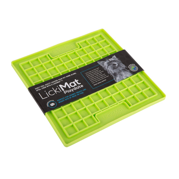Lickimat Playdate (Green)