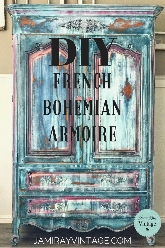 French Armoire For Sale