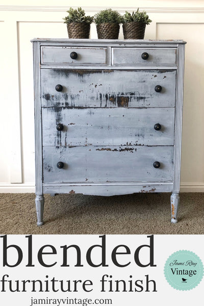 Blended Furniture Finish | YouTube Video