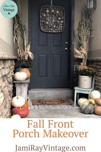 Fall Porch Makeover | YouTube Video