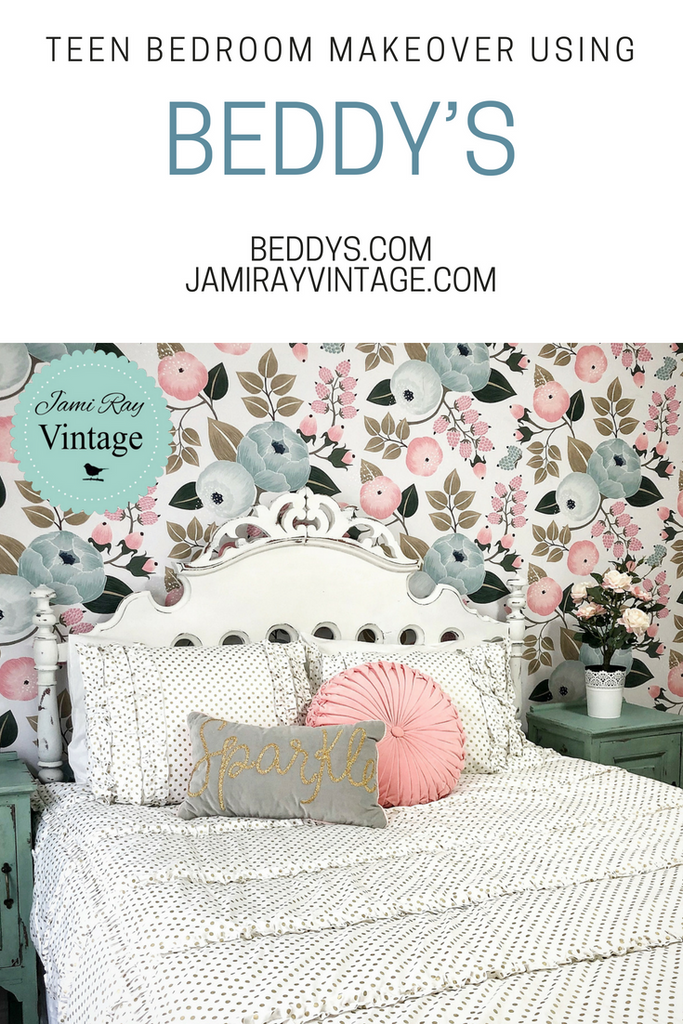 Teen Bedroom Makeover Using Beddy's