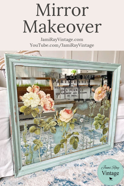 Mirror Makeover | Saturday's Live With Giveaway