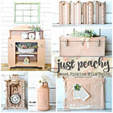 Just Peachy | Sweet Pickins | Milk paint