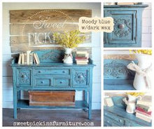 Load image into Gallery viewer, Moody Blue | Sweet Pickins | Milk Paint