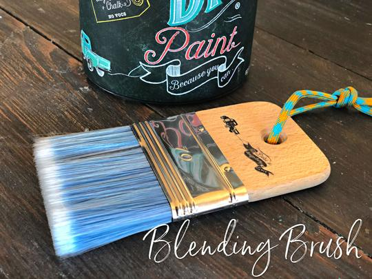 The Blending Brush | DIY Paint Brush