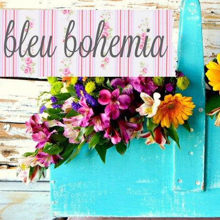 Bleu Bohemia | Sweet Pickens | Milk Paint