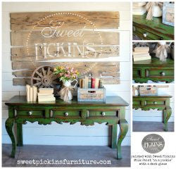 In a pickle sweet pickins milk paint jami ray vintage for Home decor 75063