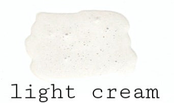 Light Cream | Farmhouse Finishes