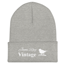Load image into Gallery viewer, Cuffed Beanie With White Thread