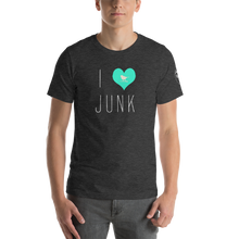 Load image into Gallery viewer, I Love Junk Short-Sleeve Unisex T-Shirt