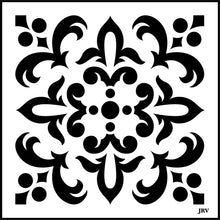 Load image into Gallery viewer, Moroccan Tiles | JRV Stencils