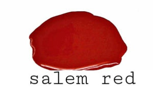 Salem Red | Farmhouse Finishes
