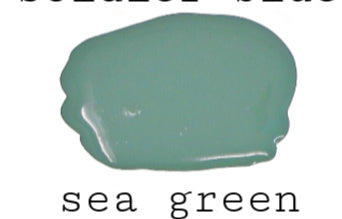 Sea Green | Farmhouse Finishes