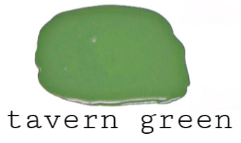 Tavern Green | Farmhouse Finishes