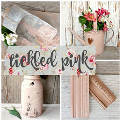 Tickled Pink | Sweet Pickins | Milk Paint