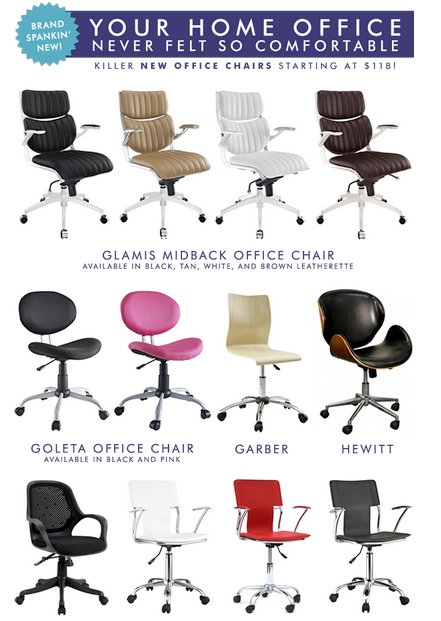 apt2b office chairs