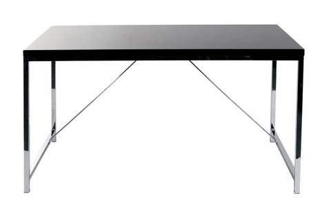 Ontario Desk BLACK/CHROME - Apt2B